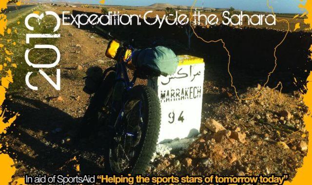 Cycle the Sahara
